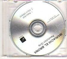 (CT688) Mariachi El Bronx, Revolution Girls - DJ CD