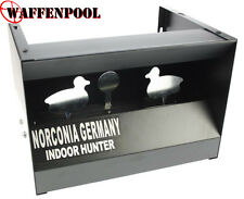 Norconia Kugelfang Entenkasten Duck | Wiederaufstellen durch Treffer | OVP | NEU