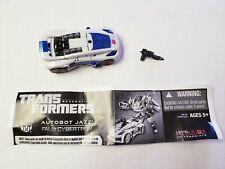 Autobot Jazz Transformers Fall of Cybertron u