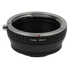 Fotodiox EOS EF-FX Lens mount adapter Canon to Fujifilm X series EF-S
