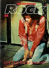Jimi Hendrix on Magazine Cover   Jeff Beck   Vanilla Fudge  Iron Butterfly