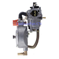 Carburetor Carb for Honda 170F GX200 Water Pump Dual Fuel Copy Chinese Generator