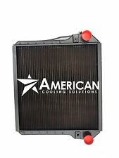 Radiator for Ford NH and Case IH Tractor S140 P140 P170 S170 MX100 MX110 MX120 +