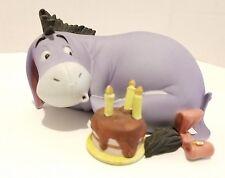 Eeyore Figurine Winnie the Pooh and Friends Porcelain Keepsake Disney Birthday