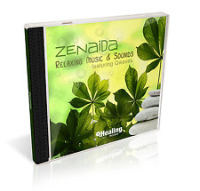 ZENAIDA SLEEP AID MUSIC CD with Soothing Sounds of Nature. Relaxation Meditation