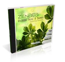 Zenaida Relaxing Music and Sounds Sleep Aid Meditation Healing Soothing. New CD