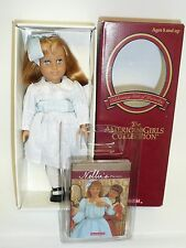 """6 1/2"""" American Girl Nellie With Book Mint in Box"""