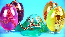 Dinosauro fossile in Slime uovo giocattolo