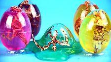 Dinosaur Fossil in Slime Egg Toy