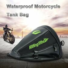 Motorcycle Bike Sports Waterproof Luggage Tail Box Tank Saddle Bag Gear Case NEW