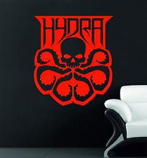 Marvel Hydra Symbol Agents of S.H.I.E.L.D. Decorative Vinyl Wall Sticker Decal