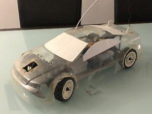 RC Vintage Thermique voiture Kyosho Opel? moteur GX-12 1/10