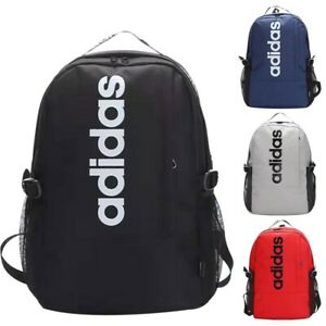 Adult Kids Portable Backpack Capacity Gym Sports Hiking Casual School Rucksack