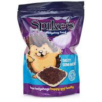 Spikes Tasty Semi Moist Hedgehog Hog Wild Animal Food 550g/1.3kg