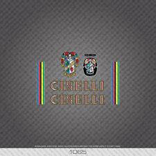 01065 Cinelli Bicicletta Adesivi-Decalcomanie-Transfers