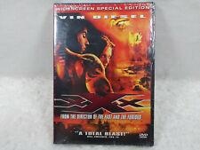 Vin Diesel xXx Widescreen Sprcial Edition Dvd