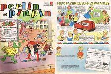 PERLIN PINPIN 1958 N° 25  2 CV CITROEN NOREV   BE/BE+