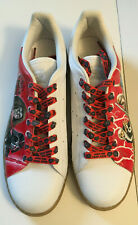 Custom Hand Painted Adidas Stan Smith Star Wars Athletic Shoes Size 12 NEW