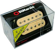 DiMarzio DP192 Air Zone Humbucker Guitar Pickup, F-Spaced, CREME