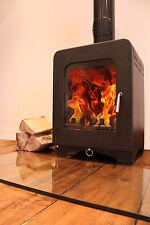 Saltfire ST2 5kW DEFRA Approved Wood Burning Stove Clean Burn High Efficiency