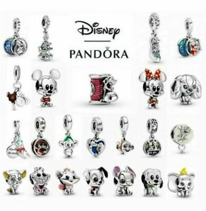 NEW PANDORA ALE DISNEY CHARACTERS COLLECTION CHARMS STERLING SILVER 925 SALE!
