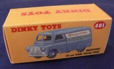 Dinky Bedford Contemporary Diecast Cars, Trucks & Vans