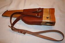 ww2 BROOMHANDLE MAUSER STOCK WITH CARRIER