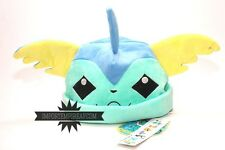 POKEMON VAPOREON CAPPELLO COSPLAY hat chapeau hut Aquali peluche eevee xy Aquana