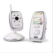 Summer Infant - Sure Sight Digital Color Video Baby Monitor - Ships Fast - OBN!