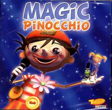 Magic Pinocchio - Toggo Music - CD - NEU + OVP