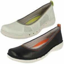 Ladies Clarks Unstructured Casual Shoes 'Un Elita'