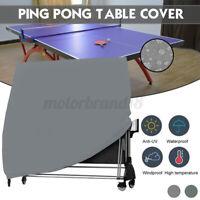 Large Ping Pong Tennis Table Cover Waterproof Protector Dustproof Outdoor Indoor