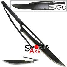 Ninja Sword Japanese Anime Dual Wield Blade Samurai Katana Claymore Cosplay