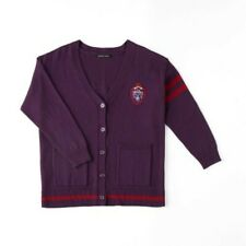 Twisted Wonderland Pomefiore Sweater Cardigan Dormitory Uniform Cosplay