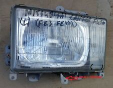 MITSUBISHI CANTER FUSO FE3-FE444 MODEL 1984 94 FRONT HEADLIGHT LEFT SIDE USED