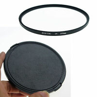 Snap-on/Clip-on style 105MM Front LENS CAP+105mm UV filter 105mm Lens Protector