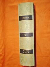classici letteratura utet grazzini opere 1974