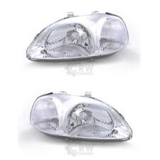 Headlight Set for Honda Civic Ej (Ek ) 11.95-02.99