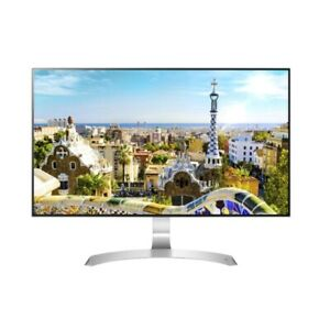 "LG 27MP89HM-S Monitor 27"" IPS FHD HDMI DVI DP Gam"