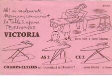 BUVARD 136220 TABLE A REPASSER VICTORIA