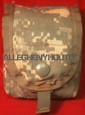 Hand Grenade pouch ACU Molle II NSN 8465-01-525-0589 EXCELLENT