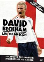 DAVID BECKHAM LIFE OF AN ICON LIBERATION UK REGION FREE DVD NEW AND SEALED