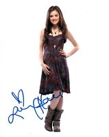 LUCY HALE SIGNED SEXY PHOTO UACC REG 242 (1)