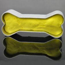 Cute Dog Bone Shaped Cookie Cutter Fondant Biscuit Baking Mold Cake DIY Mould