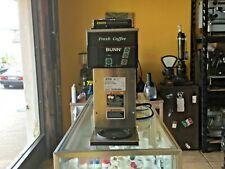 Bunn Cdbcp 35 - 1L,2U Coffee Brewer Machine Stainless Steel 3 Warmer 220 volts