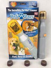 Новый педикюр лапы для ногтей триммер кофемолка уход инструмент уход для стрижки волос для питомцев, собак, котов