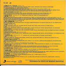 rare POP Rock BALADA CD slip PITBULL aventura RICKY MARTIN & NATALIA JIMENEZ
