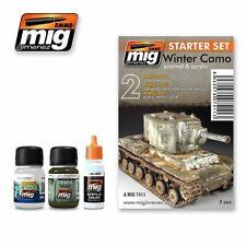 Ammo Of Mig A.Mig-7411 - Winter Camo Starter Set