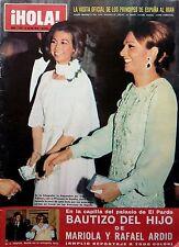 *1975_FARAH_THE SHAH of IRAN_EWA AULIN_JACKIE KENNEDY_JOSEPHINE BAKER_VIRNA LISI
