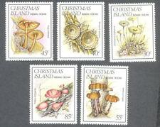 Christmas Island-Fungi 1984 mnh
